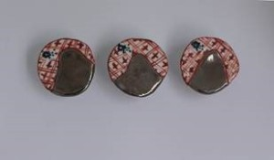 Aaron Scythe 'Ceramic Mountain Buttons'