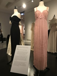 Edith Head Black Nightgown and Pink Nightgown worn by Gloria Swanson in Sunset Boulevard 1950