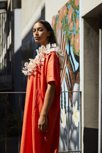 Photograph by Mara Sommer courtesy of NZ Fashion Museum
